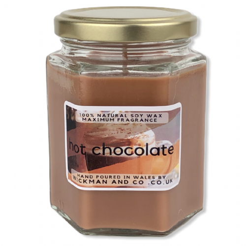 Hot Chocolate Soy Wax Candle